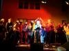 Lauter Leben auf der Bühne
